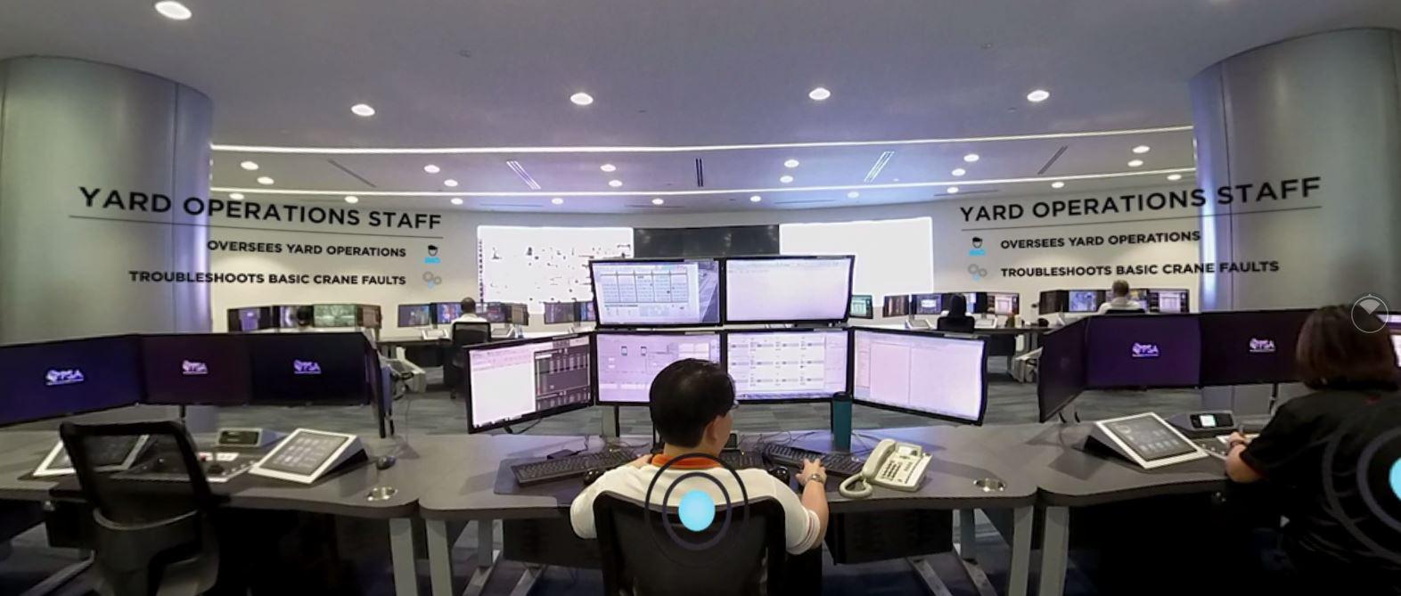 Control Center DP