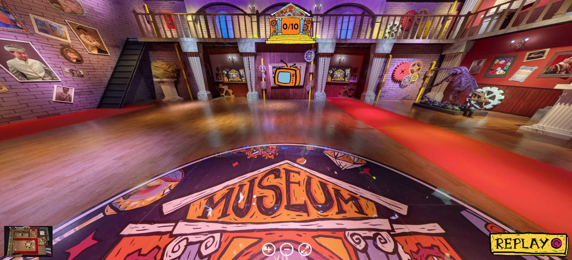 Museum Mysteries 5